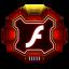 Flash Ironman Icon