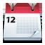 Mobile Calendar icon