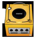 Gamecube orange-128