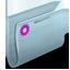 Smart folder simple icon