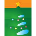 New Year Tree-128