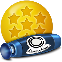 Capsule Corp Ball7