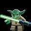 Lego Yoda Icon