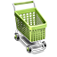 Shopping Cart 3D-64