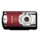 Canon Ixus i Zoom Red