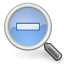 Gnome Zoom Out Icon