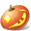 Wink Pumpkin icon