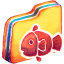 Fishy Folder icon