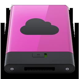 HDD Pink iDisk B