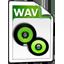 Audio wav Icon