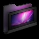 Desktop Black Folder-128