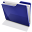 TFolder Blue  Full icon