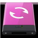 HDD Pink Sync W-128