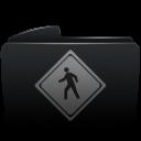 Folder black public-128