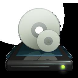 CD ROM Drive 3D