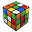 Rubik Cube Trashed icon