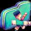 App Green Folder icon
