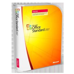 Office Stardard upgrade