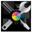 Color sync utility icon