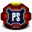 Photoshop Ironman icon