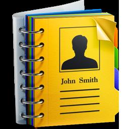 Address Book Icon Download Free Custom Macos Icons Iconspedia
