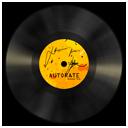 Vinyl orange-128