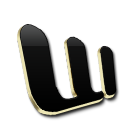 Microsoft Word Black and Gold-128