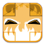 Castle Crashers Orange icon
