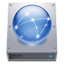 HDD Network icon