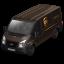 Van UPS Front icon