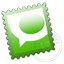 Technorati stamp icon