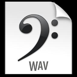 File Wav Icon Download Exempli Gratia Icons Iconspedia