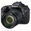 Canon 7D side Icon