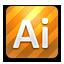 Illustrator rounded Icon