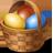 Easter Eggs Basket-48