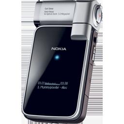 Nokia N93i top