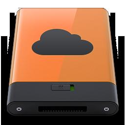 HDD Orange iDisk B