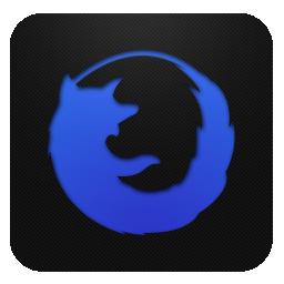 Firefox blueberry