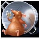 Rat Bin Icon