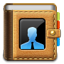 Contacts Book icon