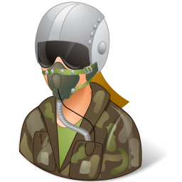 Pilotmilitary Female Light