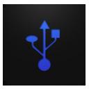 USB blueberry-128