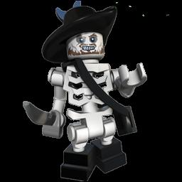 Lego Undead Barbossa