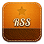 Rss Feed retro icon