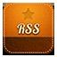 Rss Feed retro Icon