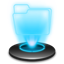 Folder Hologram icon