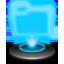 Folder Hologram Icon