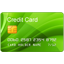 Green Credit Card icon