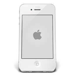 White Apple iPone 4