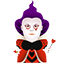 Queen Of Hearts Icon